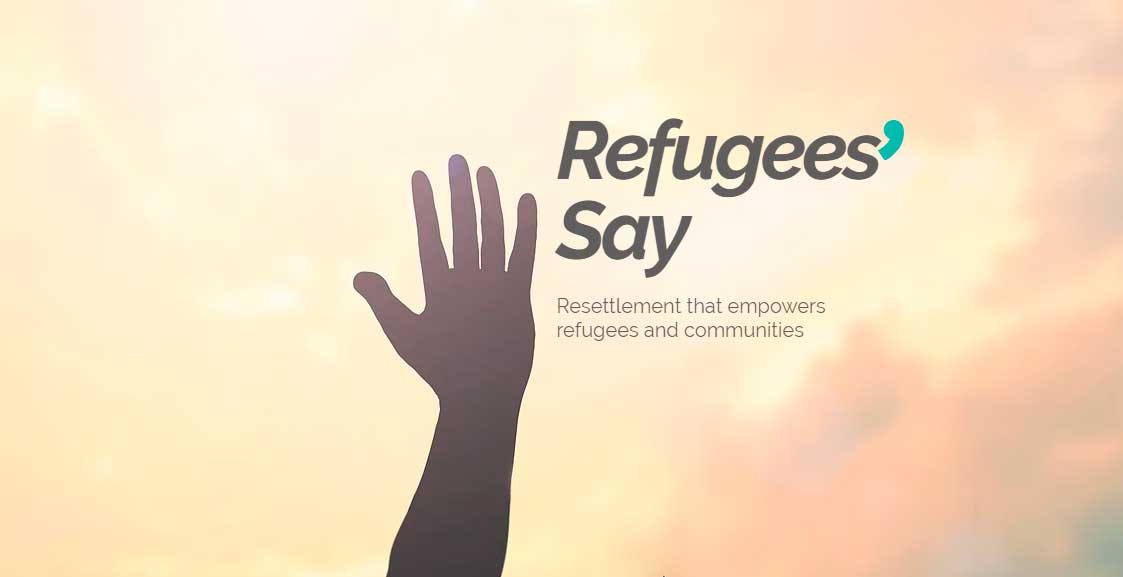 refugees-say